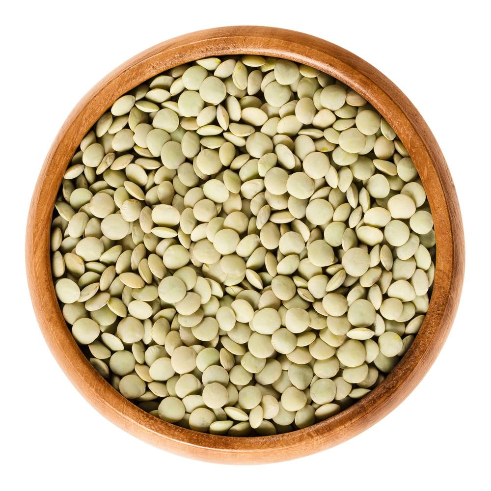 Willowvale Organics Green Lentils 500g WV462
