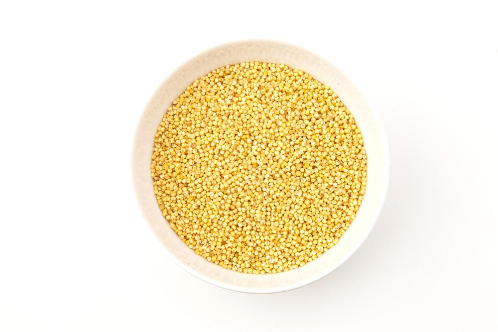 Willowvale Organics Organic Hulled Millet 500g WV464