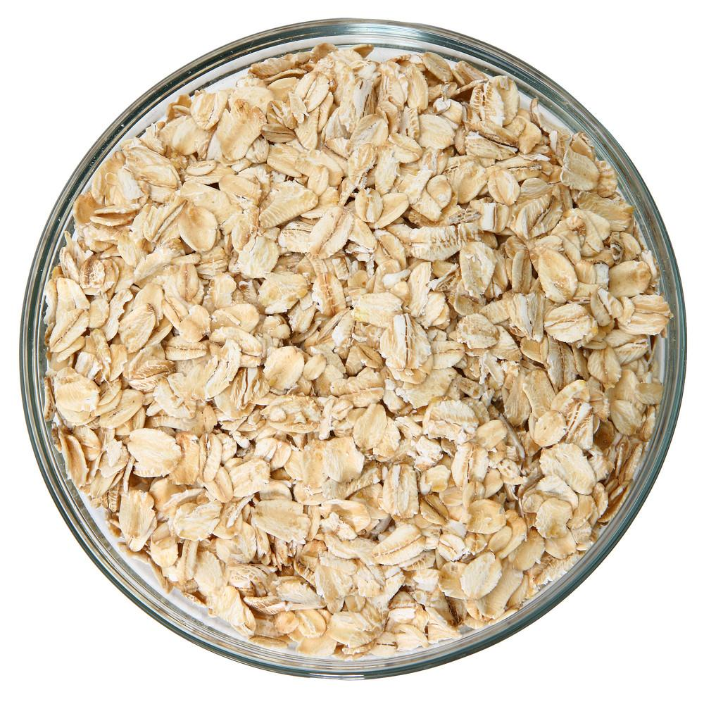 Willowvale Organics Oats Rolled 1kg WV126