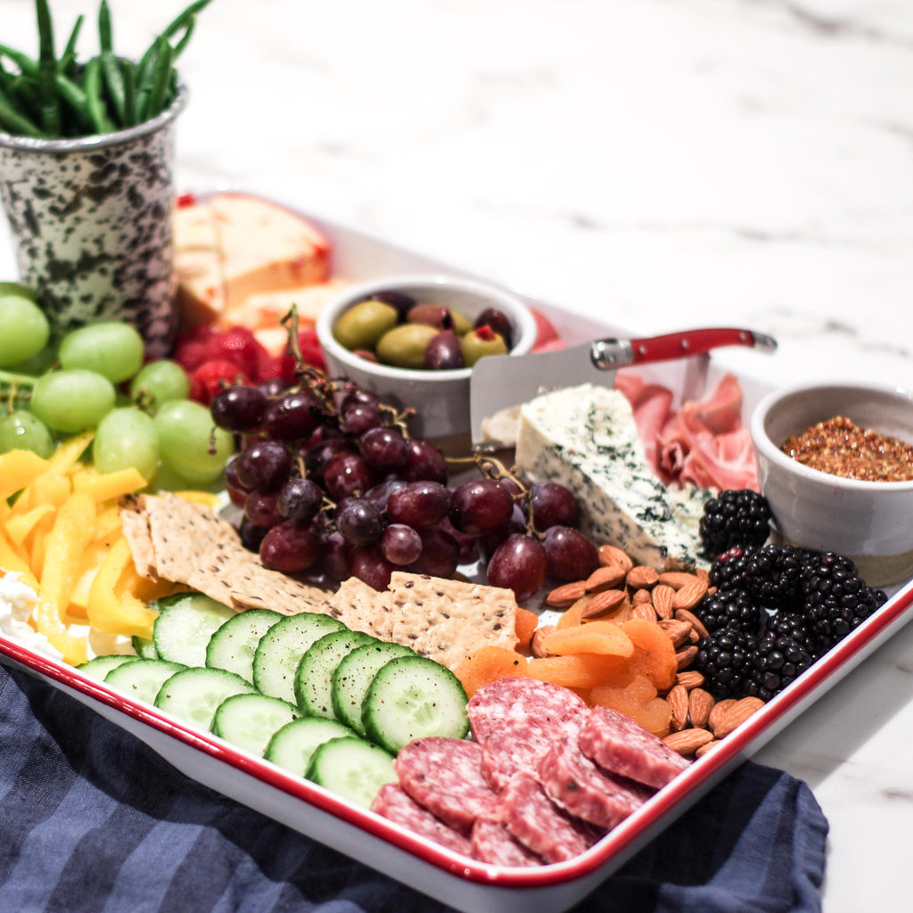 The Ultimate Holiday Charcuterie Board