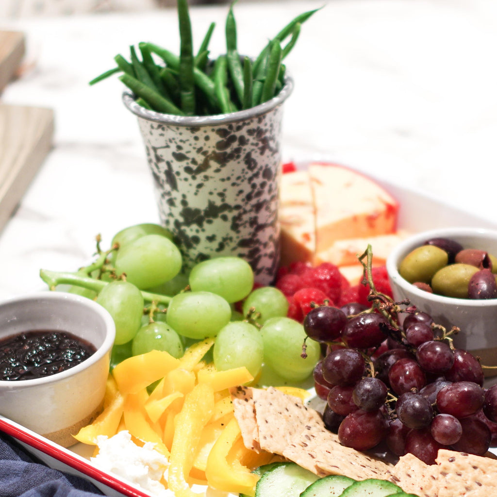 Build the Ultimate Holiday Charcuterie Board