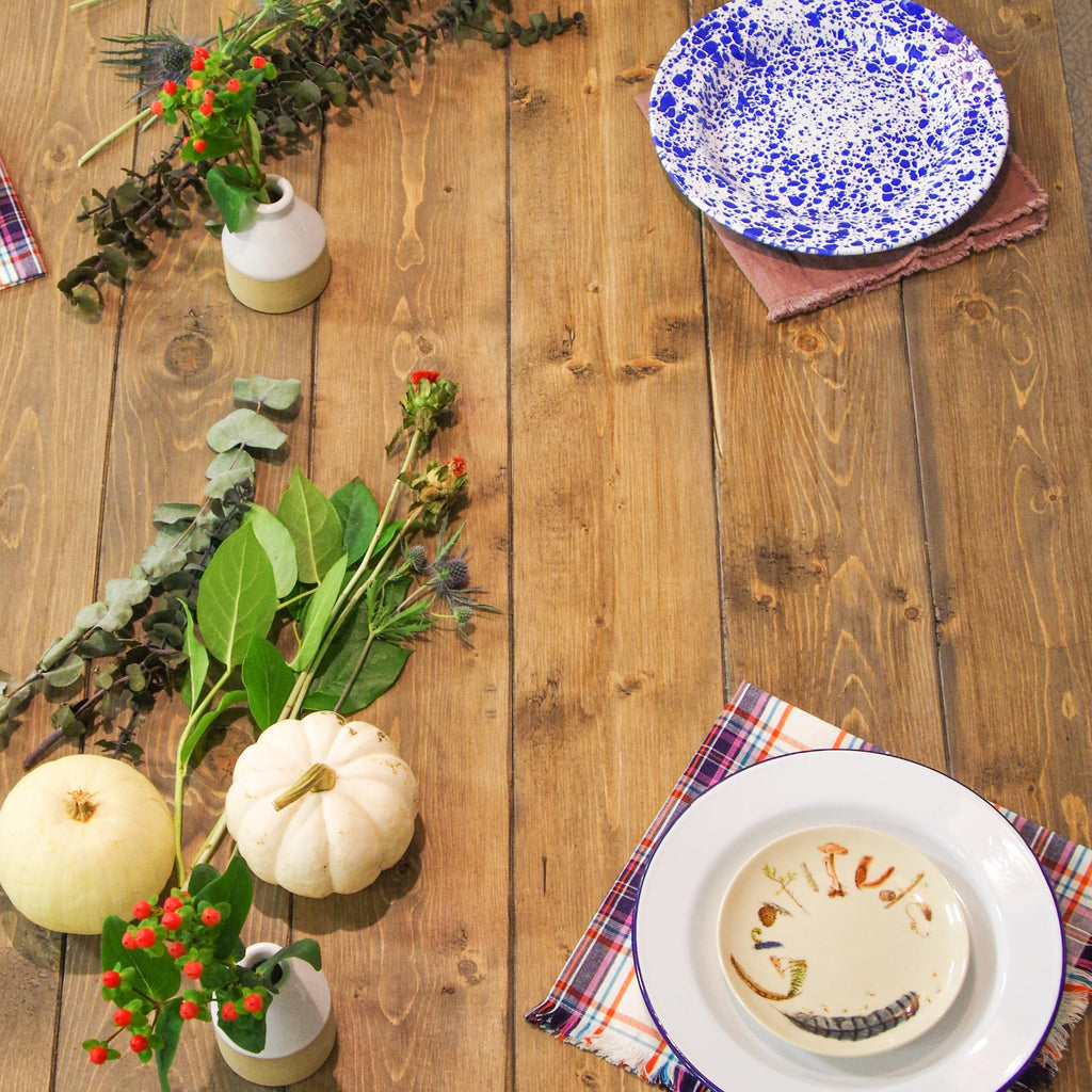 Chic and Easy Thanksgiving Tablescape