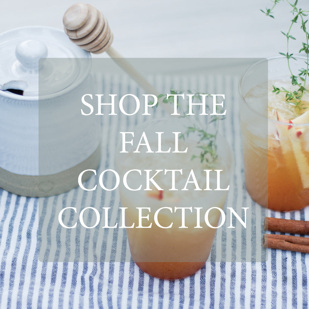Fall Home Bar Collection - Fishes and Loaves