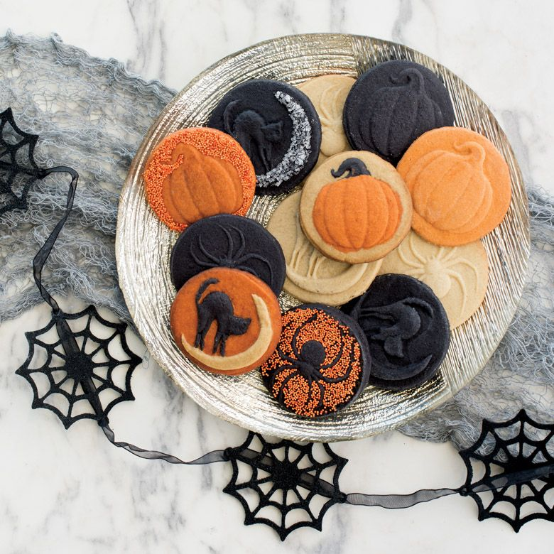 Halloween Cookie Stamps - Fishes & Loaves