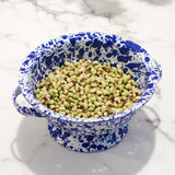 Enamelware - Colander - Fishes & Loaves