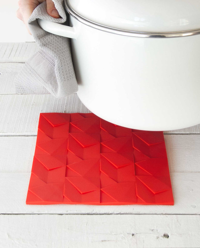 Kitchen Mat / Trivet - GIR - Fishes & Loaves