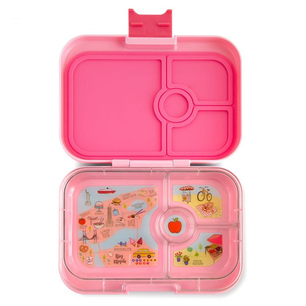 Yumbox Panino - Bentobox for Kids, Teens, and Adults - Fishes & Loaves