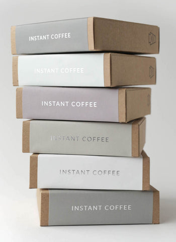 Specialty Instant Coffee - Swift Cup Coffee - Variety