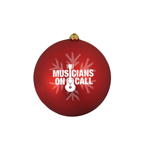 Musicians On Call Ornament