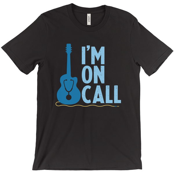I'm On Call Underline Tee (Multiple Color Options Available)