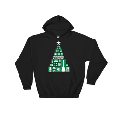 Musicians On Call Music Tree Hooded Sweatshirt
