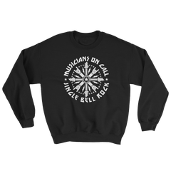 Musicians On Call Jingle Bell Rock Crewneck Sweatshirt (Available in Black or Red)