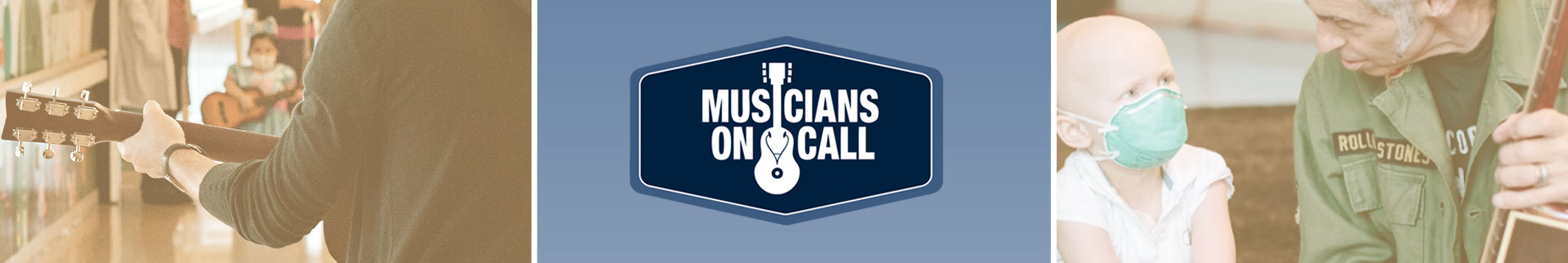 Musicians On Call logo