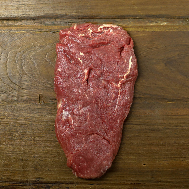 Pasture-Finished Flat Iron Steak