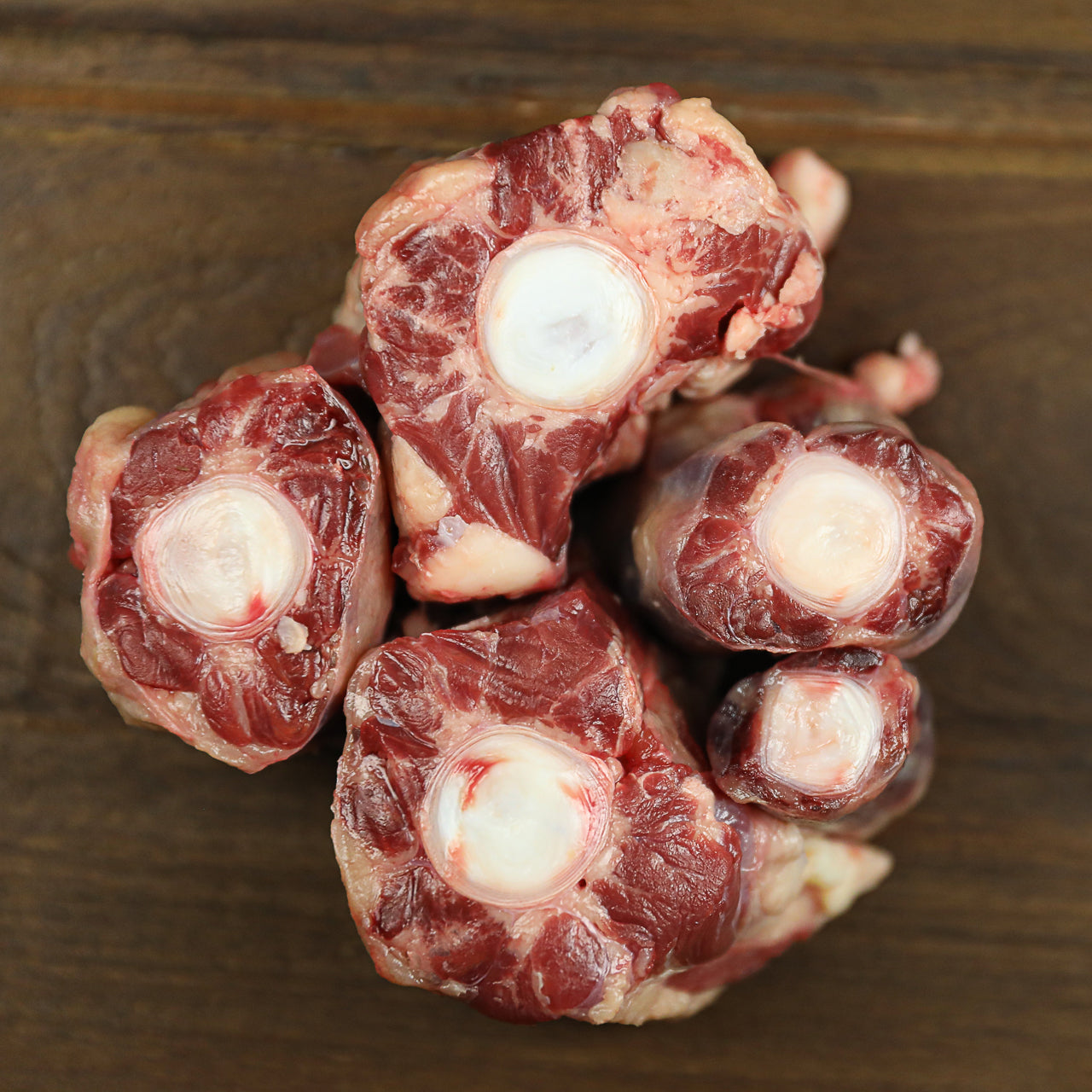 Grass-Fed Grass-Fed Pasture-Finished Beef Oxtail