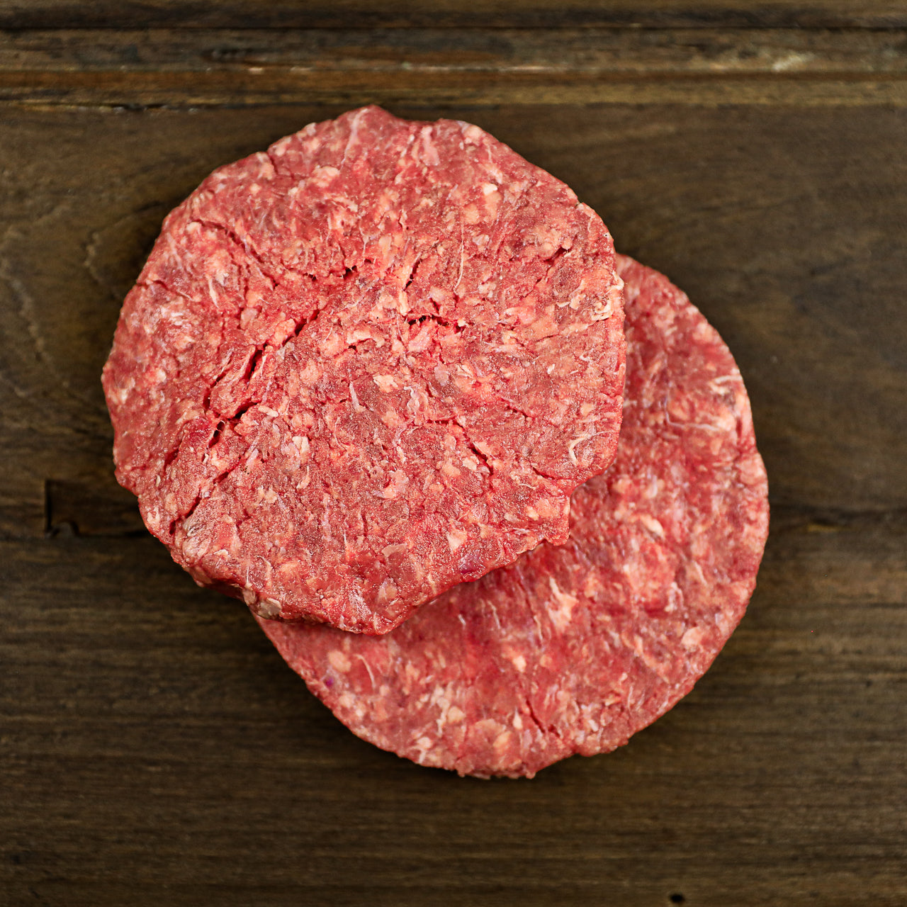 Grass-Fed Grass-Fed Pasture-Finished Burger Patties