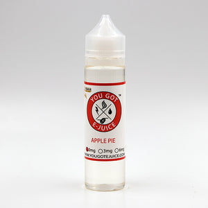 Apple pie, the best, short fill, 50ml, vape, e-cig