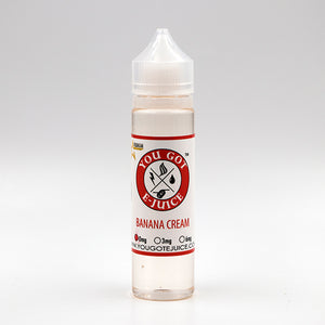 Banana Cream, Short Fill, The Best, Affordable, Vape, e-cig, Vape juice, e-juice