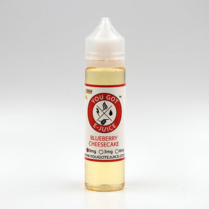 Blueberry Cheesecake 50ml