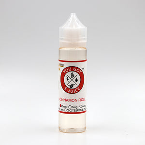 Cinnamon Roll, Vape juice, vape, e-cig, the best, UK,