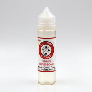 Lemon Cheesecake 50ml