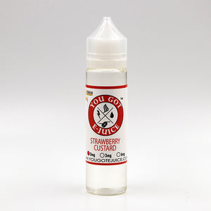 Strawberry Custard 50ml