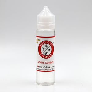 White Gummy 50ml