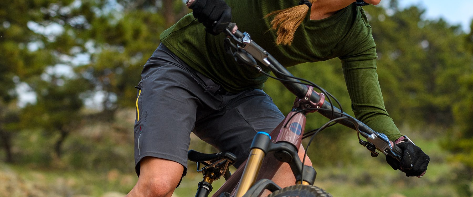 Trail Shorts & Liners
