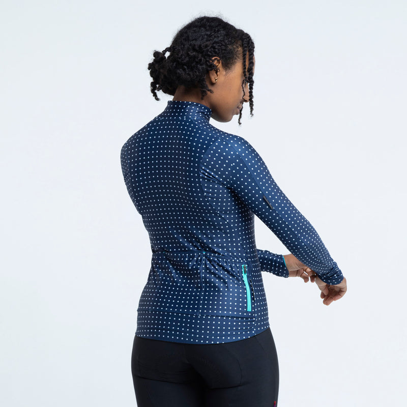 Women's Grid Dot SE Long Sleeve
