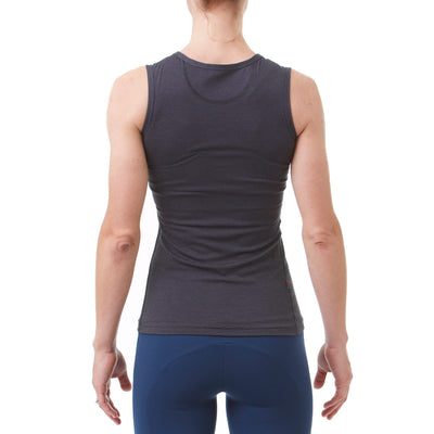 Womens Radiator Sl Base Layer Black Back