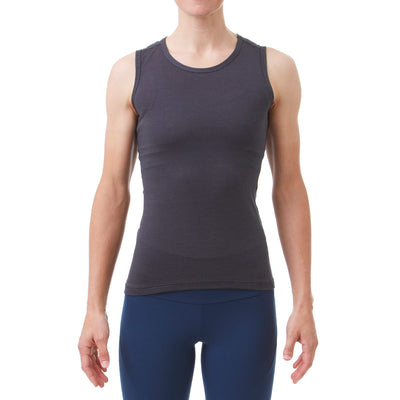 Womens Radiator Sl Base Layer Black Front