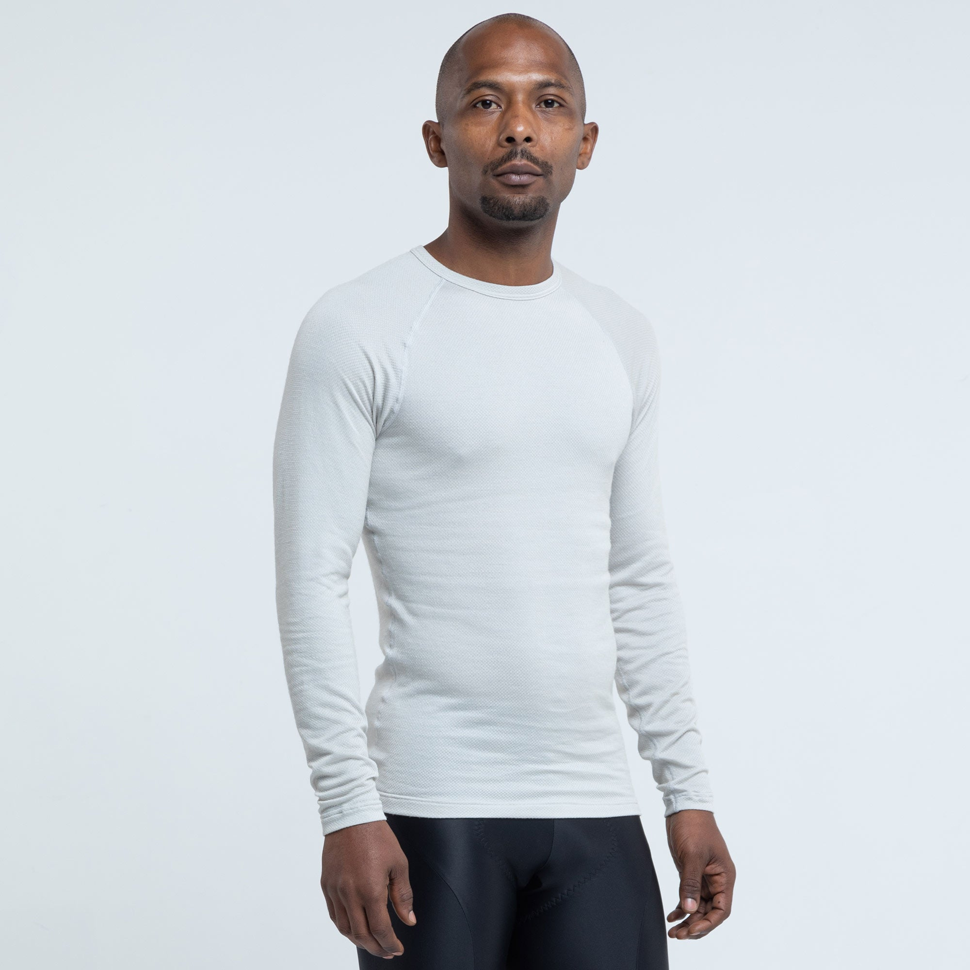 Men's Merino Mesh LS Base Layer