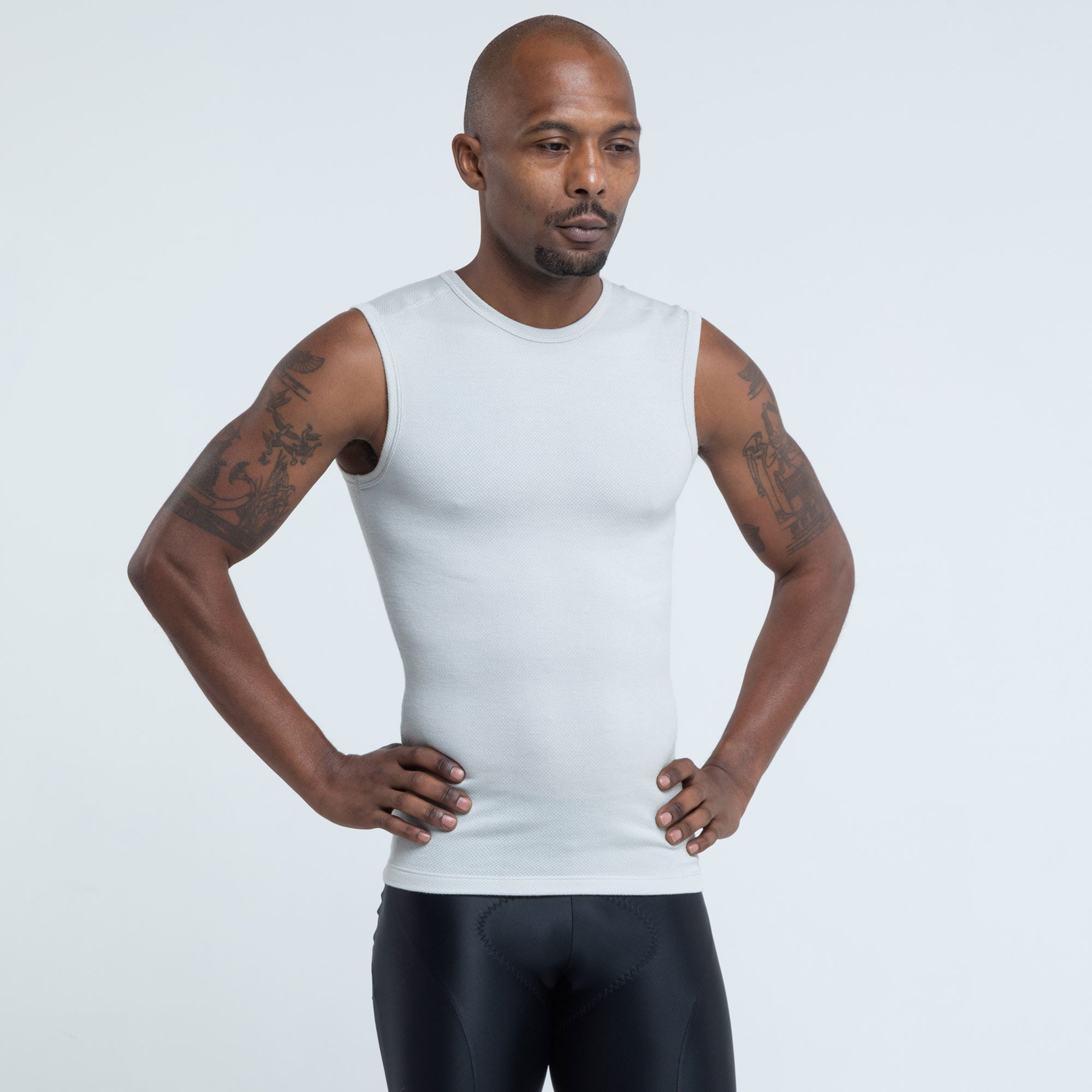 Men's Merino Mesh SL Base Layer