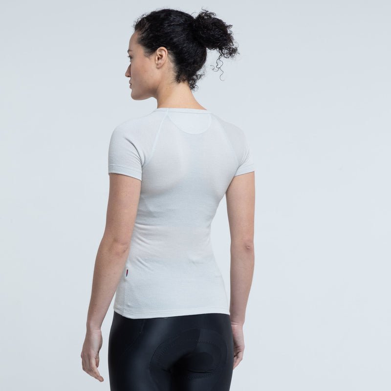 Women's Merino Mesh SS Base Layer
