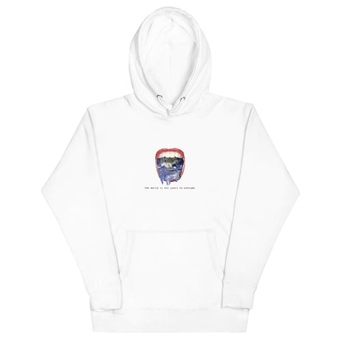 EAT THE WORLD Hoodie