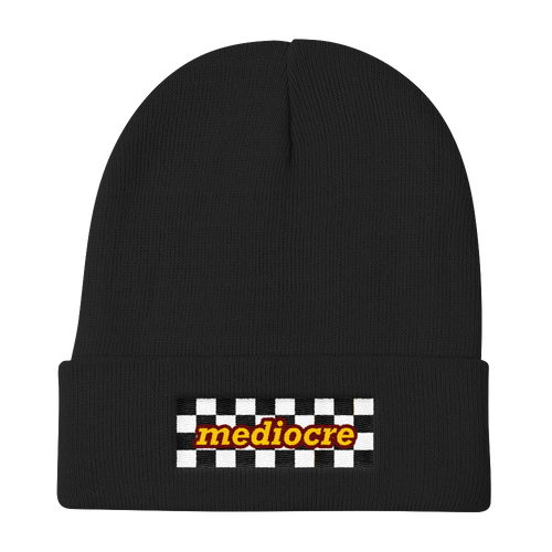 mediocre Beanie