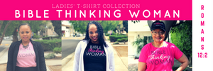 Bible Thinking Woman Collection