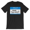 Hello My Name Is Men's Tshirt