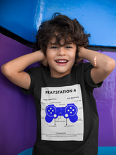 PRAYStation 4 Toddler Short Sleeve Tee