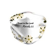Trust In The Lord Face Mask