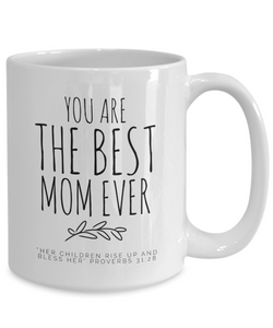 Best Mom Ever Mug