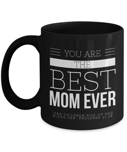 Best Christian Mom Mug