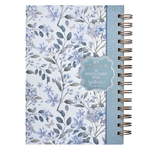 Grace Hardcover Wirebound Journal