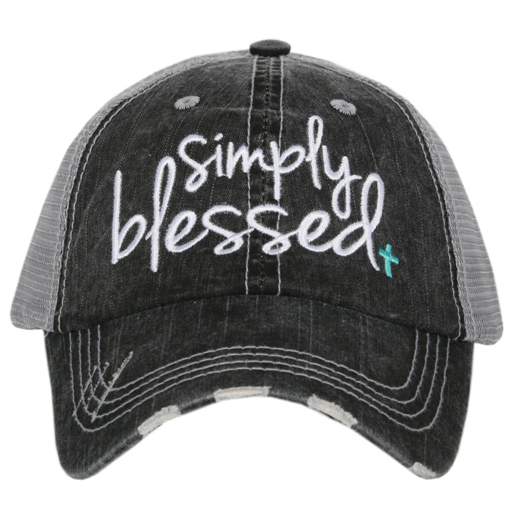 Simply Blessed Trucker Hat