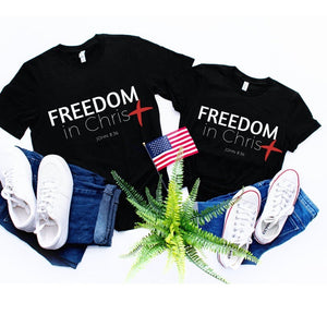 Freedom In Christ Unisex T-Shirt