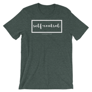 Self Control Loose Fit T-Shirt