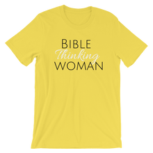 Bible Thinking Woman Loose Fit T-Shirt