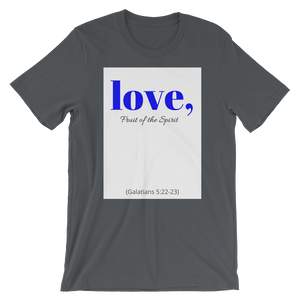 Fruit of the Spirit- Love Men's T-Shirt