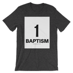 1 Baptism Men's T-Shirt