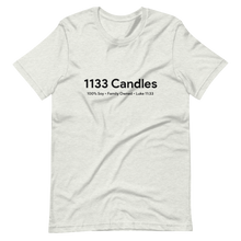 1133 Candles Personalized Tee